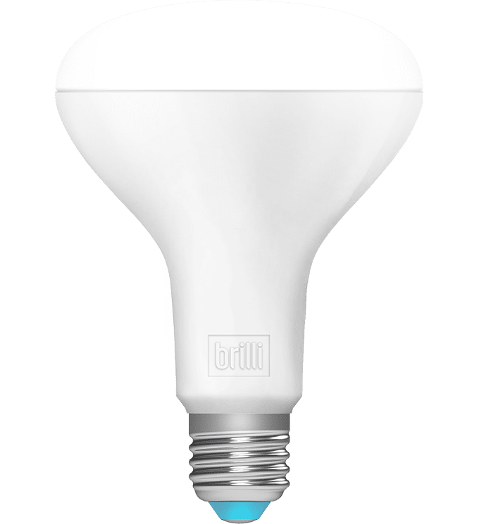 LED Light Bulb charge up