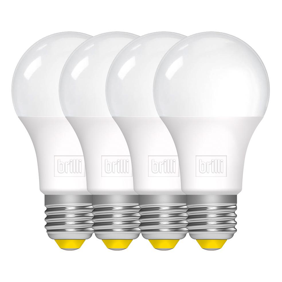 gallery bulb-group 60w 4-pack 6-pack