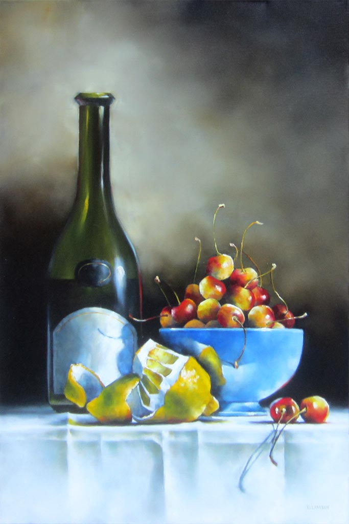 Chablis and Cherries