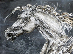Blackboard : Mechanical Animal #2