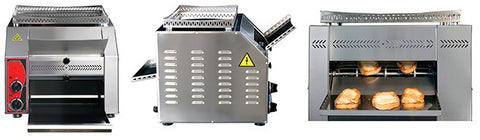 conveyor toaster with 3 steps - Culinary Equipment Company