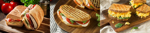 grilled and toasted breads - Culinary Equipment Company