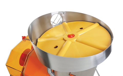 Automatic citrus juicer - Inverter disc