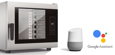 Control your oven with your phone and voice
