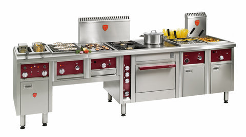 Charvet PRO 800 cooking station