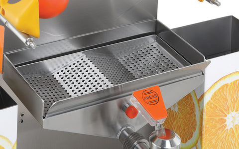 Automatic Citrus Juicer - Stainless Strainer and Strainer Table