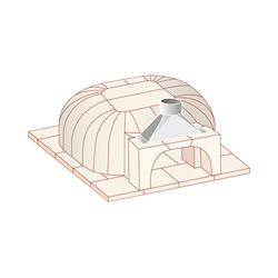 WOOD PIZZA & BREAD OVEN - Culinary Equipment Company
