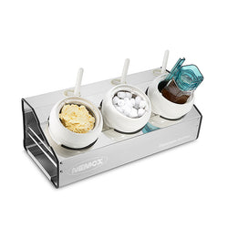Ice-cream & Gelato: Toppings Buffet - Culinary Equipment Company