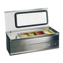 Ice-cream & Gelato: Mobi Freezer - Culinary Equipment Company