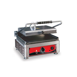 Panini Grill: Smooth Top & Bottom - Culinary Equipment Company