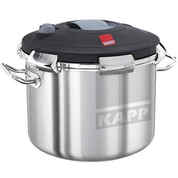 Kapp Stainless Steel Pressure Cooker - Culinary Equipment Company