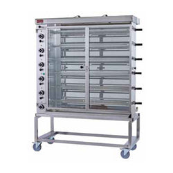 ROTISSERIE COMFORT PACKAGE: 6 SPIT - Culinary Equipment Company