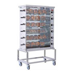 ROTISSERIE PRELUDE PACKAGE: 6 SPIT - Culinary Equipment Company