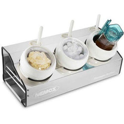 Nemox Fantasia buffet lux ice cream storage & display - Culinary Equipment Company