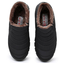 Load image into Gallery viewer, Winter Cotton Boots Waterproof Warm Shoes