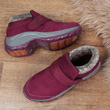 Load image into Gallery viewer, Comfortable Gym Sport Shoes Velvet Snow Sneakers