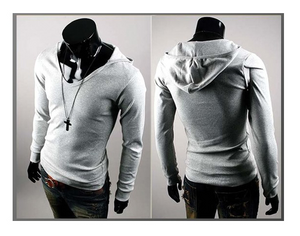 2018 Summer Fashion Men's Hoodies Long-Sleeved T-Shirt