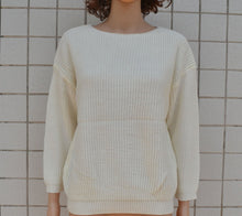 Load image into Gallery viewer, Solid Color Large Size Women's Sweater