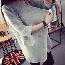 Load image into Gallery viewer, Fashion Irregular Large Lapel Cardigan