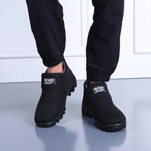 Load image into Gallery viewer, Winter Men's Casual Warm Snow Boots