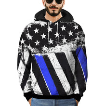 Load image into Gallery viewer, Black Flag Hoodies