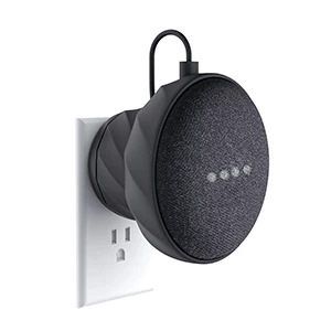 G2 - Wall Mount for Google Home Mini (Carbon)