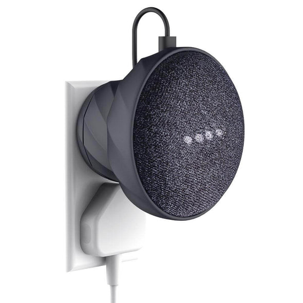 G2 - Wall Mount for Google Home Mini (Light Grey)
