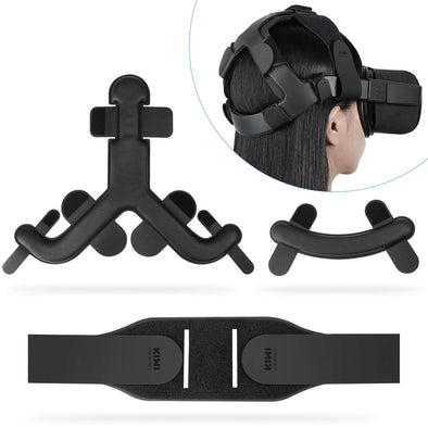 Q10 - KIWI design Head Strap for Oculus Quest 1 VR Headset Cushion Headband