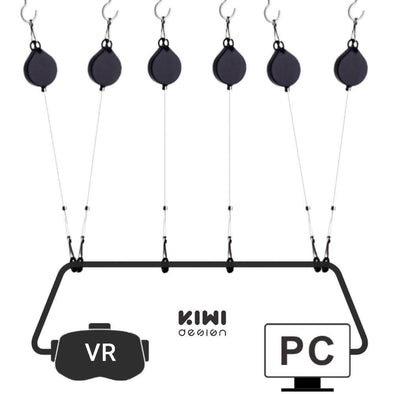 V1 - VR Headset Cable Managment (Black)