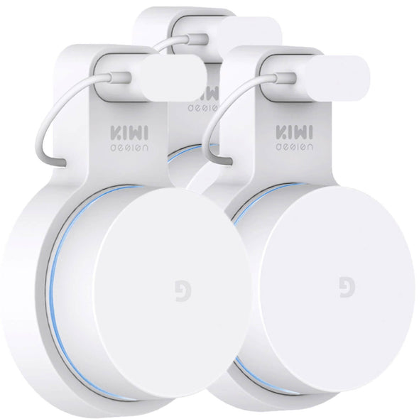 G3 - Wall Mount for Google WiFi 3 Packs (not for UK and AU adapter)