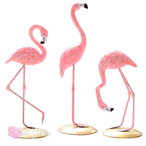 flamant rose - rose-girly.com