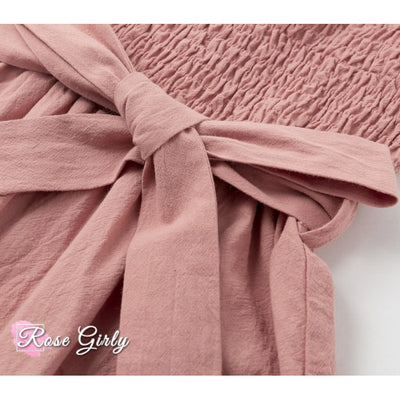 Robe coton | RoseGirly