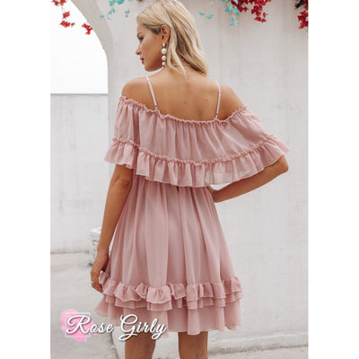 Robe Mousseline | RoseGirly