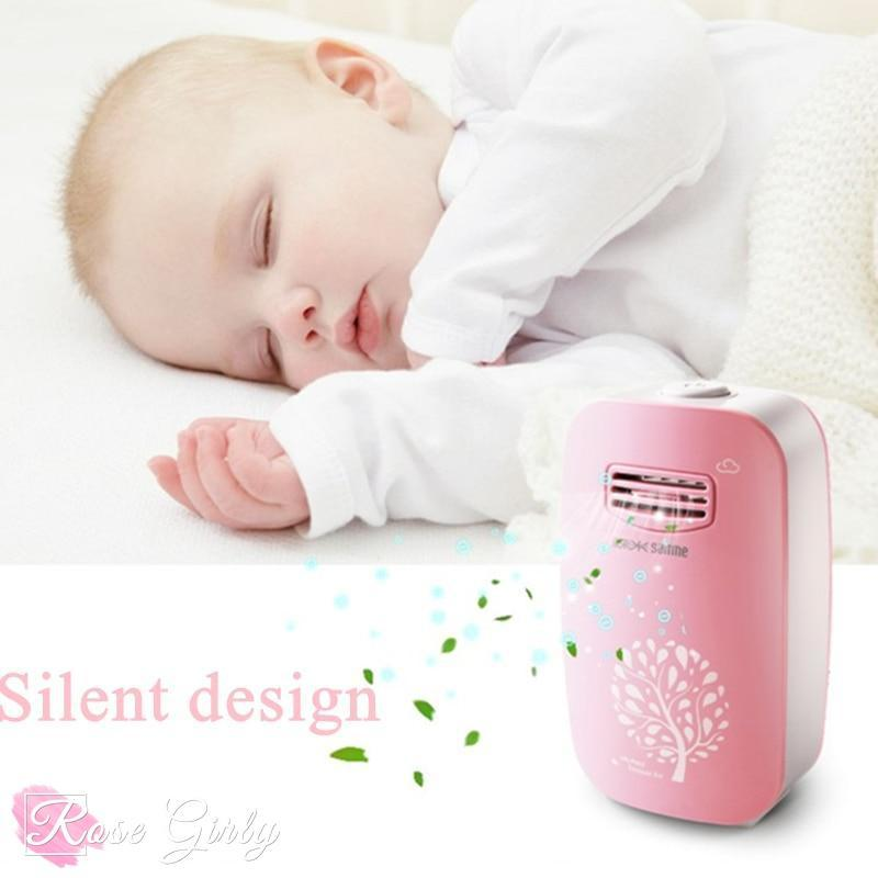 Humidificateur d'air pour enfants-RoseGirly