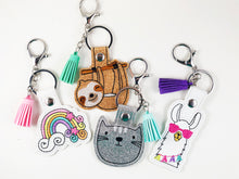 Load image into Gallery viewer, Rainbow // Bag Charm