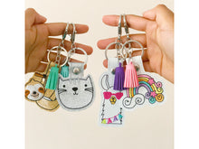 Load image into Gallery viewer, Llama // Bag Charm