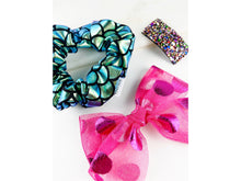 Load image into Gallery viewer, Mermaid // Scrunchie