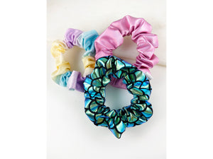 Mermaid // Scrunchie