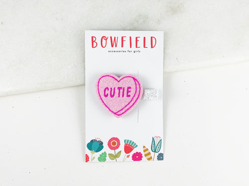 Cutie Heart Candy // Hair Charm