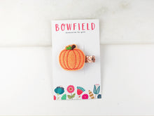 Load image into Gallery viewer, Pumpkin // Hair Charm