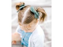 Load image into Gallery viewer, Cotton Candy Linen // Mini Pinwheel