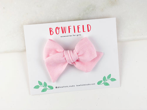 Rose Pink // Mini Pinwheel