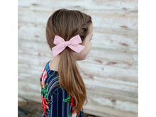 Load image into Gallery viewer, Cotton Candy Linen // Large Schoolgirl