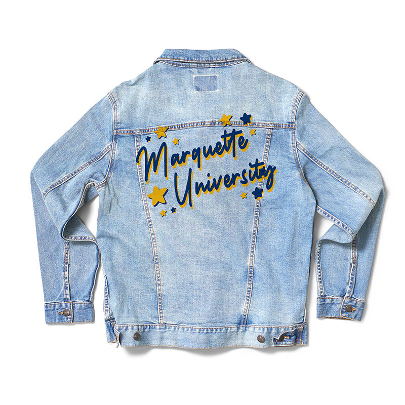 Marquette Jean Jacket