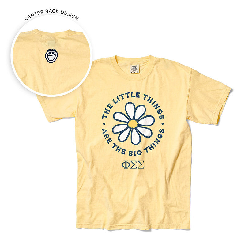 LIFE IS GOOD® THE LITTLE THINGS TEE