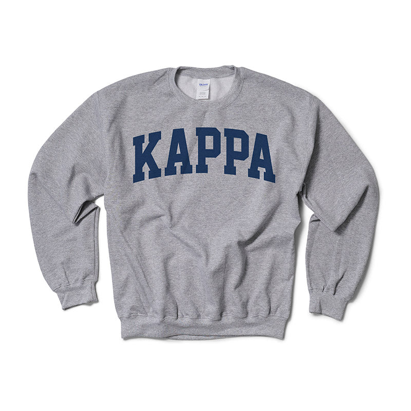 Tourist Crewneck (Sport Grey)