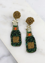 Load image into Gallery viewer, Pop the Champagne Earrings