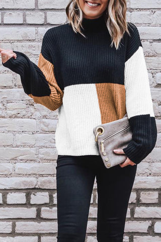 Shefn Colorful Oversize Sweater