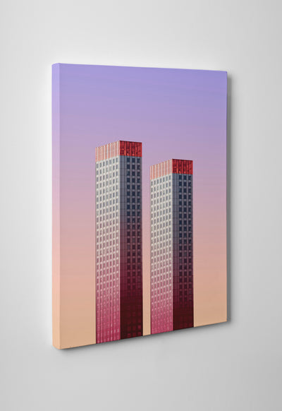 Pink Towers
