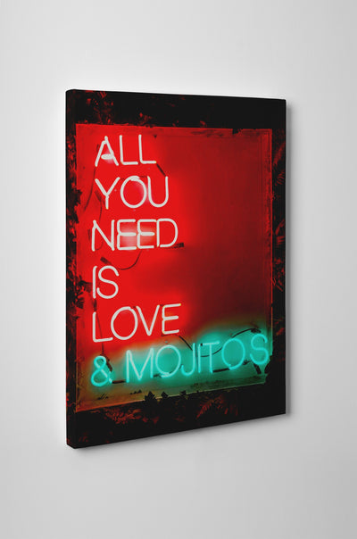 All You Need Is Love and Mojitos